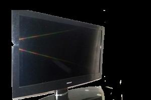 خرید تلویزیون سوخته