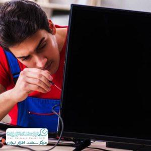 تعمیرات تلویزیون در منزل و محل مورد نظر شما