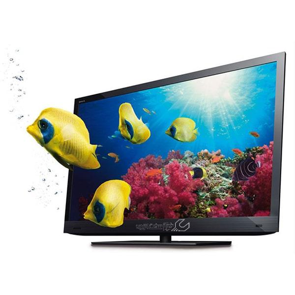 تلویزیون سه بعدی