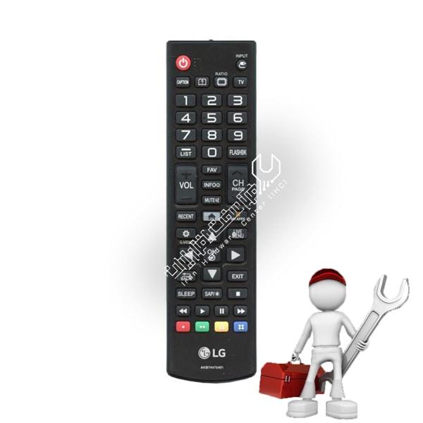 آموزش تعمیر ریموت کنترل تلویزیون