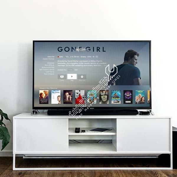 نیت در صفحه نمایش تلویزیون