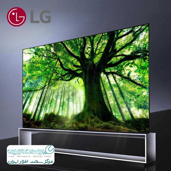 تلویزیون های OLED ال جی در CES 2020