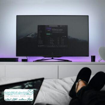 کم نور شدن تصویر تلویزیون