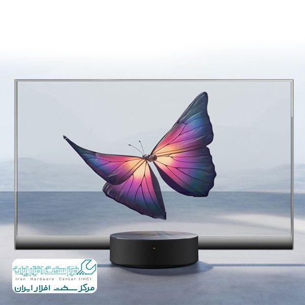 تلویزیون شفاف 55 اینچی شیائومی