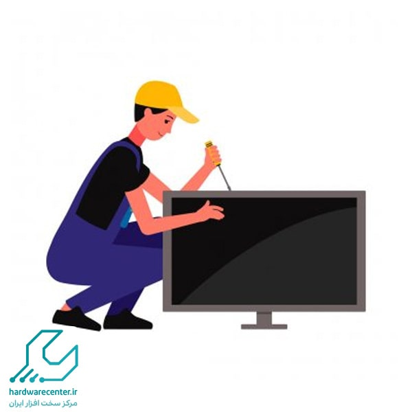 تعمیر تلویزیون پلاسما ال جی
