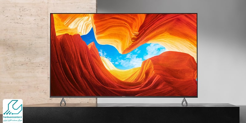 تلویزیون السیدی سونی براویا X900H
