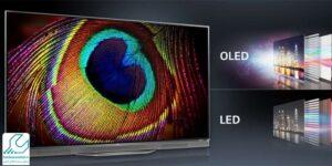 تلویزیون های LED و OLED