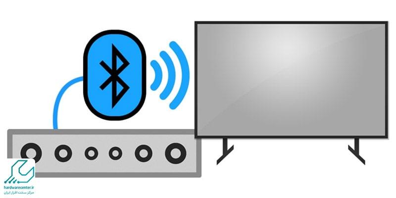 اتصال ساندبار به تلویزیون