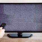 برفکی شدن تلویزیون